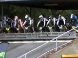 Course BMX fail