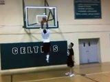 Concours de dunk : Fail