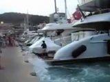 Compilation bateau fail