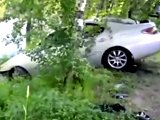 Régis dépanne une voiture en perdition