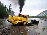 Camion en perdition win