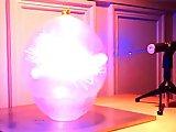 Faire exploser un pétard dans un ballon