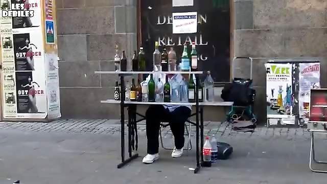 Mozart na láhve