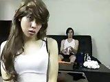 Gangnam Style version Chatroulette