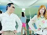 Gangnam Style russe