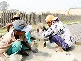 Fabriquer des briques au Bangladesh