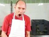 Grosses frayeurs pour ce cuisinier