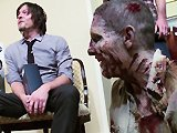 Attaque de faux zombis