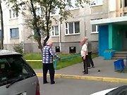 Une bagarre matinale chez nos amis russes