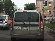 Une classique intersection russe