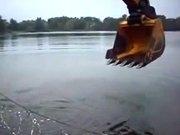 Voilà comment on pêche en Russie