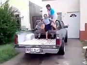 Un fail sur un pickup qui se termine en win