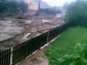 Inondation en Serbie