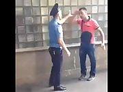 Une arrestation très rapide