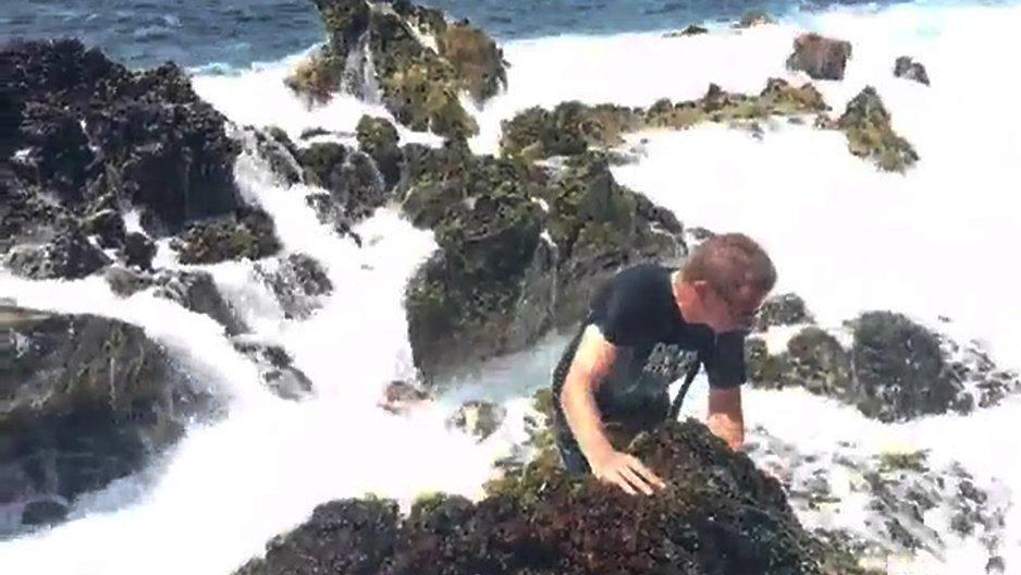 La vague parfaite pour une vidéo parfaite