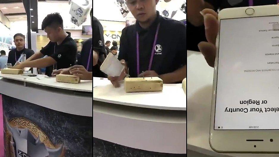 Une coque de téléphone portable ultra résistante