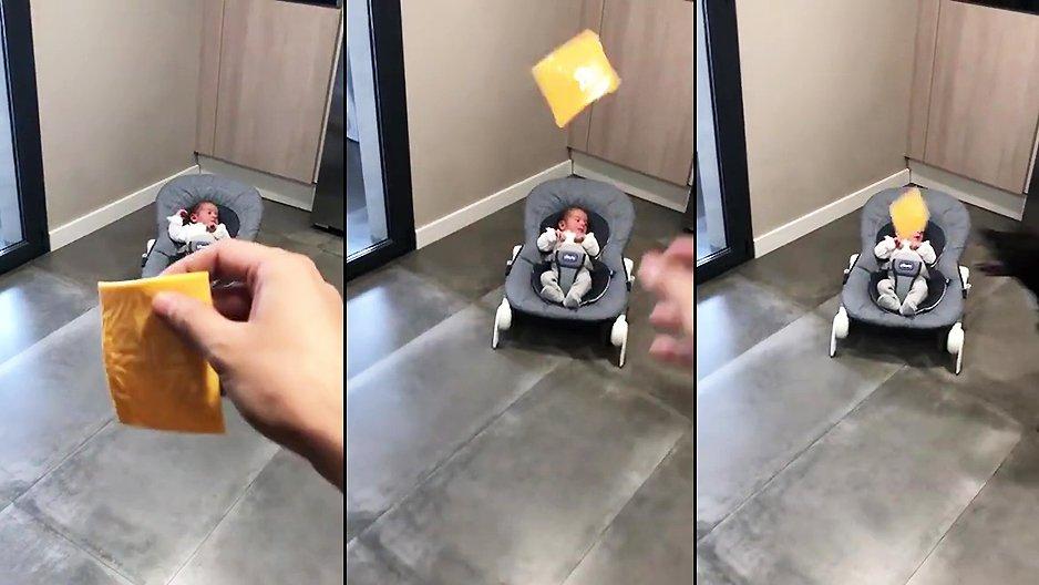 Cheese Challenge Fail